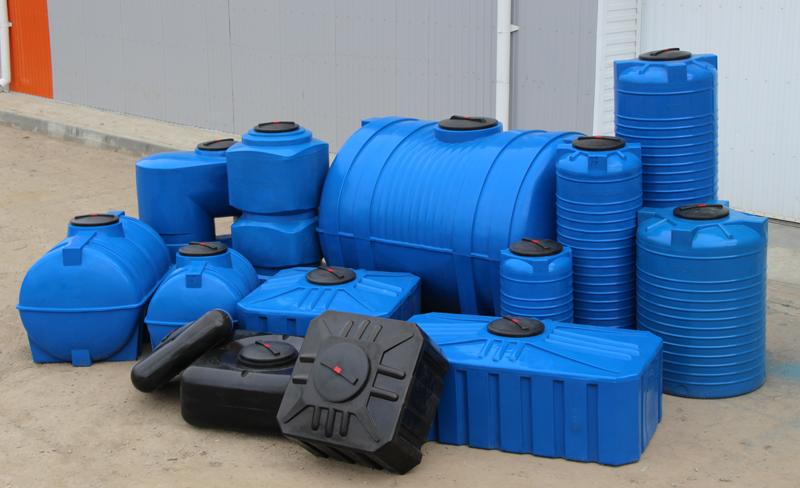 Пластиковые емкости для дома и дачи по выгодным ценам – компания «ЭкоПластПром»